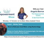 The Empowerment Show – Guest Shirley Tabak