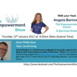 The Empowerment Show- Social Giving with Philip Quay